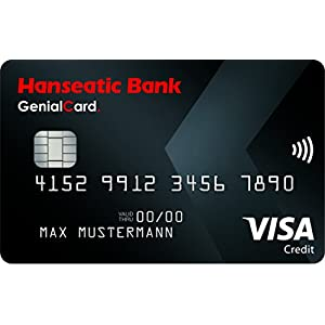 Hanseatic Bank Genialcard Amazon De Alle Produkte