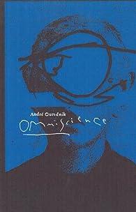 Omniscience par Andre Ourednik