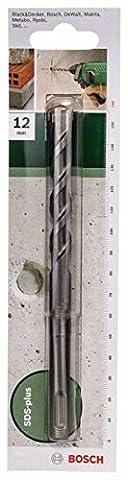 Foret Perforateur - Bosch 2609255522 Foret SDS-Plus pour Marteau perforateur
