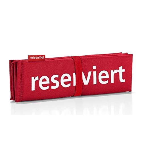 reisenthel® Seatpad red SM3004