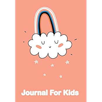 Journal For Kids: Journal Notebook For Kids Notes Doodle Full Color 7' X 10' : For Write Drawing Note 60 Pages Doodle Notebook For Girls