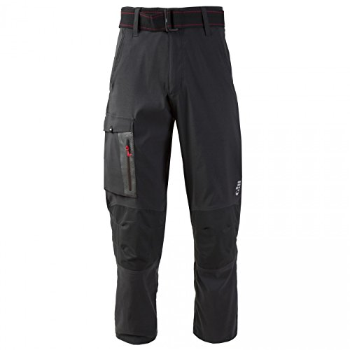 Gill 2017 Race Trousers Graphite RS09 Waist Size - 36