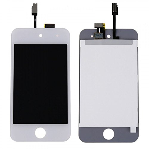 A1367 LCD-Display und Digitizer für iPod Touch 4G, Weiß - Digitizer Ipod Touch