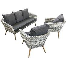 Polyrattan Gartenmöbel Garten Lounge Günstig Kaufen