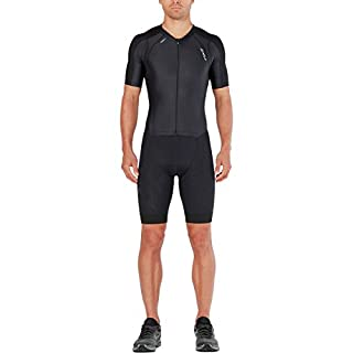 2XU Comp Full Zip Sleeved Trisuit - SS18 - X Large