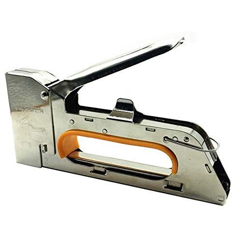 Pistola uñas manual herramienta profesional madera