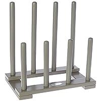 Esschert Design Boot Rack, Gray