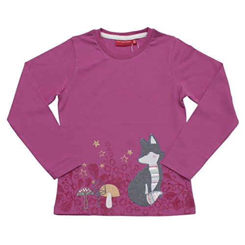 salt-and-pepper-longsleeve-fabulous-fuchs-t-shirt-manches-longues-fille-rose-rosa-cyclamen-881-24-mo