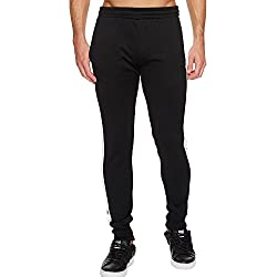 YanHoo de los Hombres de la Moda Que activan Pantalones de chándal Sueltos Ocasionales de la Aptitud del Deporte Medias de Fitness Militar