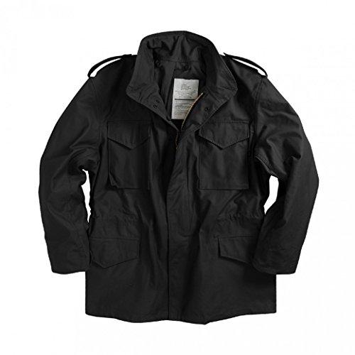 Preisvergleich Produktbild Alpha Industries M-65 Jacke Schwarz XS