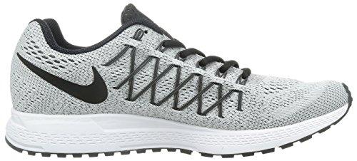 Nike Air Zoom Pegasus 32 Scarpe da Ginnastica, Uomo Grigio (002 Grey)
