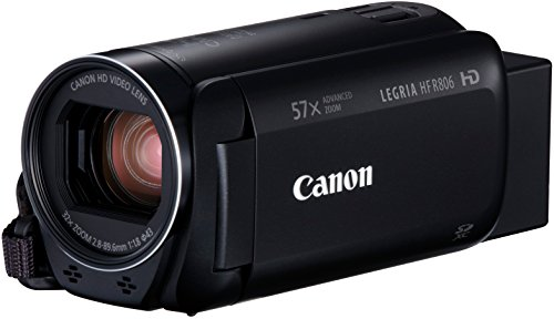 Canon Legria HF R806 Camcorder Test