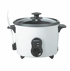 Kenwood RC410 Rice Cooker - White