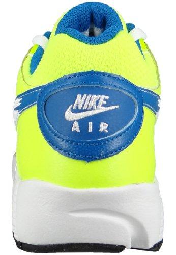 NIKE AIR MAX GO STRONG ESSENTIAL blu - giallo