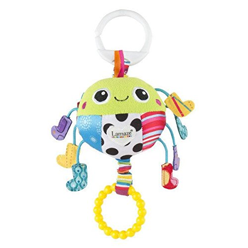 Image of Lamaze Spider in Socks