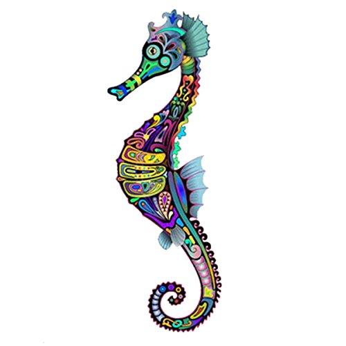 TOOGOO(R) Abstract Seahorse Loun...