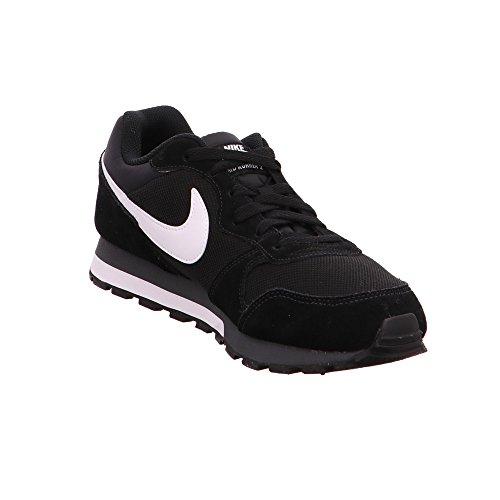 Nike Md Runner 2 Scarpe Da Ginnastica Uomo Nero