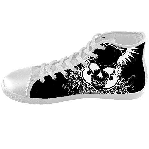 Schuhe Cool Kids Skull Canvas Dalliy Shoes Sneakers Footwear E SxwXBnqd