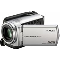 Sony DCRSR37ES Handycam Camcorder With Built-In 60GB HDD (45hrs)