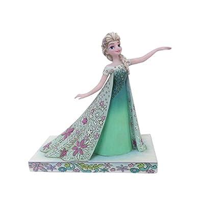 Disney Traditions Celebración de Primavera (Frozen Fever Elsa) 4050881 Nuevo para 2016 por Enesco