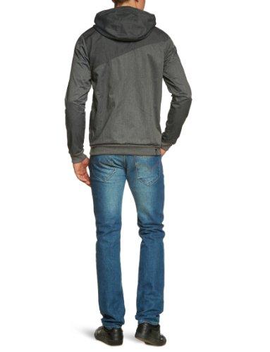 Ragwear Herren Jacket Chump, black melange, XXL, 10610610 100M - 2