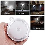 10 LED Motion-Sensor Nacht Licht - Tisch Lampen Stick Überall Sicherheit Licht Wandleuchten Sicher Ligths für Innen Outdoor