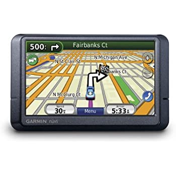 Garmin Nuvi Widescreen 265w Gps Sat Nav Gps With Usa And Canada Maps Installed