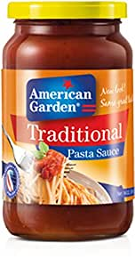 American Garden Traditional Pasta Sauce, 397g
