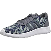 finest selection a0ed9 8f382 adidas Originals Unisex-Kids Lite Racer Running Shoe, Onix Onix White,