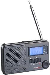 auvisio Weltradio: Weltempfänger WWR-100.mp3 mit DSP-Rauschunterdrückung & MP3 (Digitale Weltempfänger)
