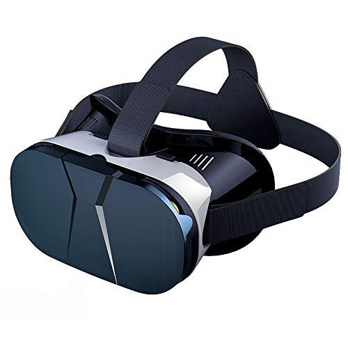 MIJIN Smart Glasses, Head-Mounted Vr Glasses Handy Spezieller Smart Rv Virtual Reality Helm 3D Theater