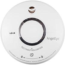 Détecteur de fumée NF Angeleye ELEGANCE EXPERT ST-AE620-FR - Autonomie 10 ans - Garantie 10 ans