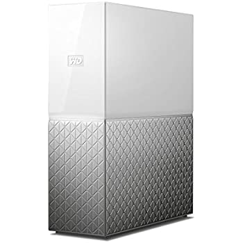WD My Cloud Home WDBVXC0020HWT-NESN 2TB Network Attached Storage (White)