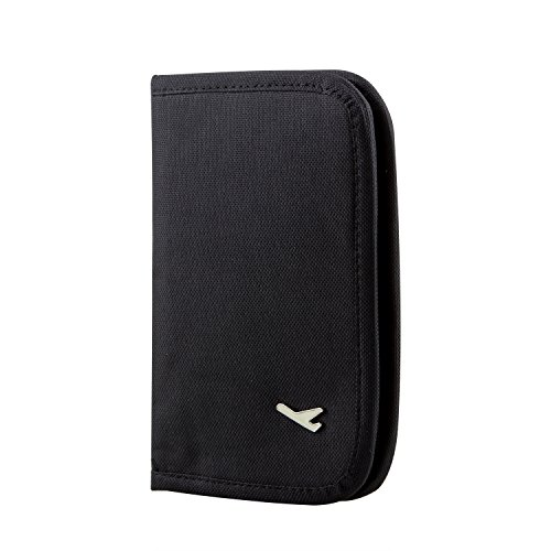 trixes-travel-wallet-black-document-passport-organiser-with-zipped-closure-for-tickets-etc