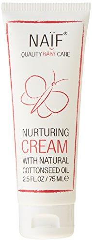 Naïf Creme Nutritiva | Sin conservantes químicos | Cuidado del bebé | 75ml