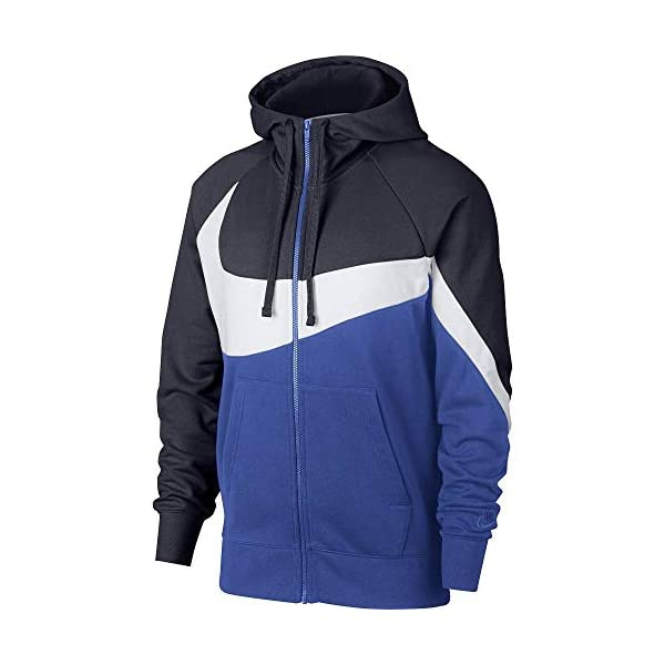 NIKE M NSW Hbr FZ Ft Stmt Sudadera Hombre