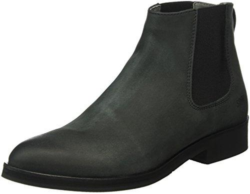 ShootShoot Shoes SH-216022G - Stivali bassi con imbottitura leggera Donna , Grigio (Grigio (grigio)), 39