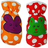 Vinayak Enterprises Printed Bottle Covers Combo (Pack Of 2, Color May Vary)