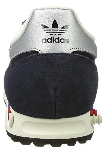 Adidas Unisex Adulti La Trainer E Scarpe Da Ginnastica Blu (leggenda Inchiostro / Argento Opaco / Notte Marina)
