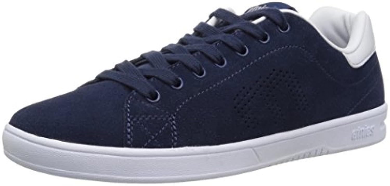 Etnies Callicut LS - Zapatillas de Skateboarding para Hombre Azul Navy/White/Gum  -