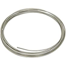 Bobina hilo de resistencia de nicrom 1.50mm - 1 metro