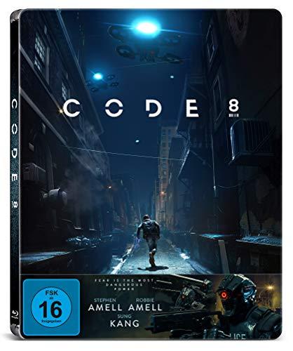 Code 8 (Steelbook) [Blu-ray]