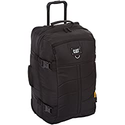 Caterpillar 83429 – 01 Cat Trolley Millennial 80L, SW, Negro, L/B/H: 40/25/68, volumen: 80 l