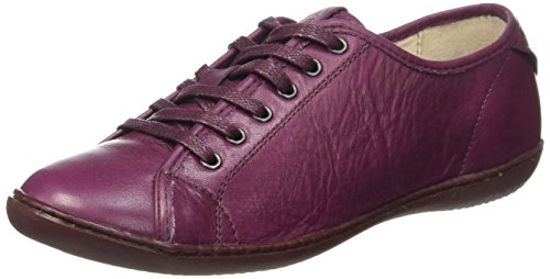 TBS TechnisyntheseCerise - Scarpe stringate Donna , Rosso (Rosso (Bordeaux)), 40