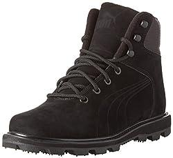 Puma Mens Desierto Fun Black-Black Casual Shoes (UK-8)