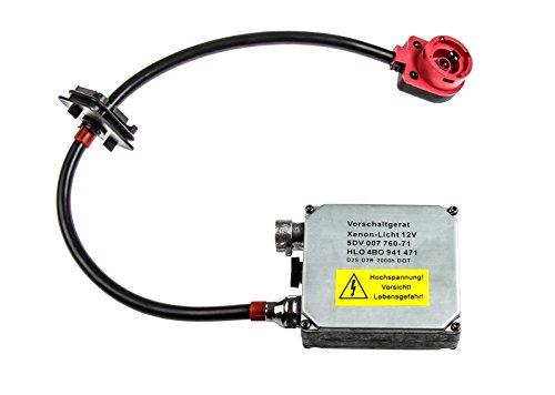 Vorschaltgerät für Xenon Brenner Scheinwerfer Zündgerät 5DV007760-V0