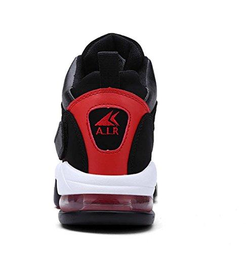 NobS Slow Shock Sneaker Chaussures de course Chaussures de sport Non-Slip Jogging Chaussures Outdoor Hommes Chaussures Black