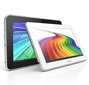 "AINOL NOVO7 Rainbow - 7 ""capacitif de 5 points à écran tactile ultra mince Economie Android 4.0 Tablet PC face caméra WIFI 4 Go (noir, blanc)"
