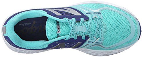 New Balance Women's Fresh Foam Vongo Running Shoe Blue/White
