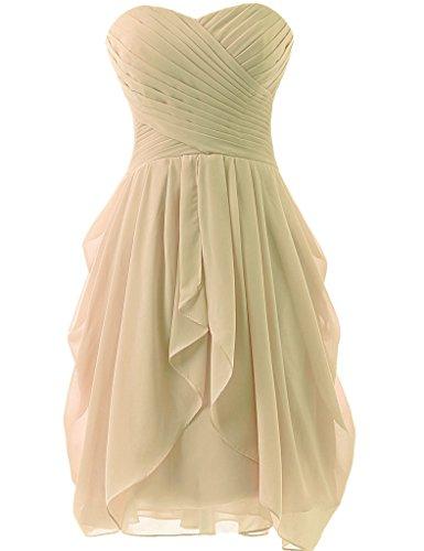 huini-robe-bustier-bourte-en-mousseline-de-soie-demoiselle-dhonneur-prom-party-ruch-size-40